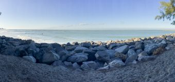 1-21-20 // South Jetty // 8:40-9am