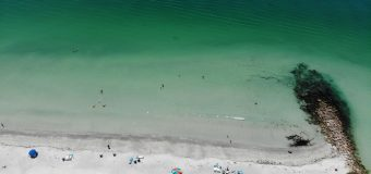 Lido Beach Sarasota During Area Closure May 2020